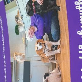 Hundeleckereien…..mach mir köstliche Sachen !  Buch